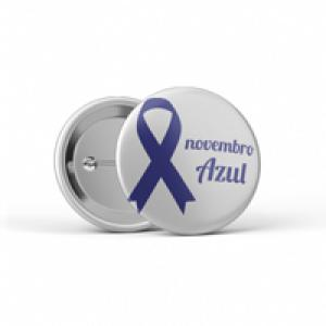 Pins e bottons personalizados