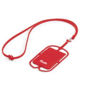 Porta cartão personalizado para celular